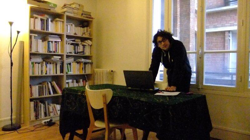 Institut interdisciplinaire d anthropologie du for Portent traduction francais